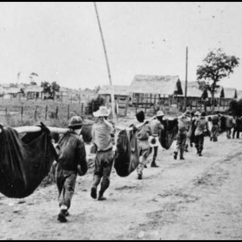 A terrível Marcha da Morte de Bataam