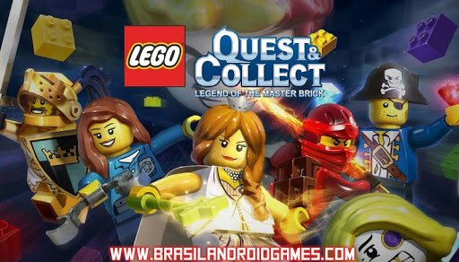 Download LEGO Quest & Collect v0.0.13.b.21 APK Grátis - Jogos Android