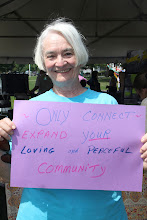 Photo: Only Connect, Expand Your Loving and Peaceful Community