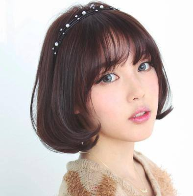 Popular Korean Short Hairstyles For Teens - Korean Haircuts 2