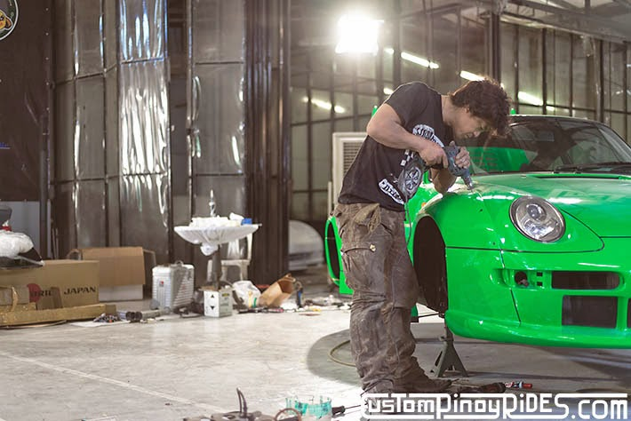Nakai-San builds RWB Manila 5 MENAGE A TROIS The Build Up Custom Pinoy Rides Car Photography Philippines Philip Aragones pic2