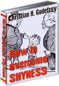 Cover of Christian Godefroy's Book How To Overcome Shyness