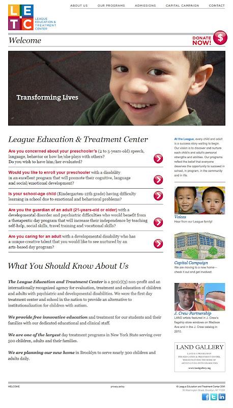 Aleksandar Macasev Blog League Education Treatment Center Website