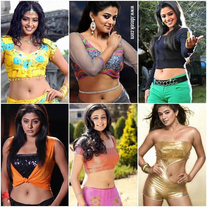 Actress Priyamani Hot Navel Pic's Collections
