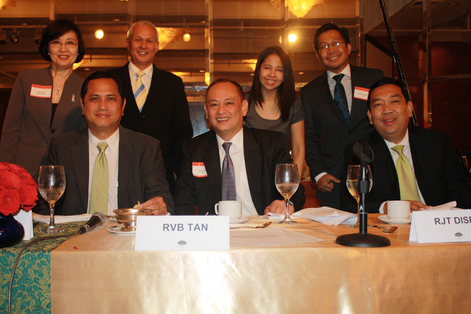 1st MART General Assembly - 2012