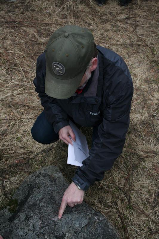 Kallioperägeologian kenttäkurssi, kevät 2012 - Kallioper%25C3%25A4kenttis%2B091.JPG