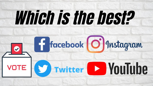 Which is the best Social Media?