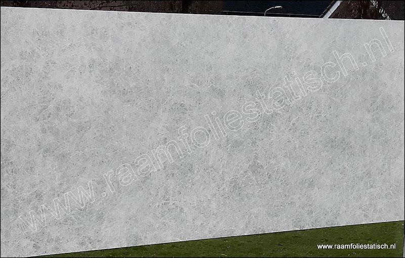 Statische raamfolie rijstpapier