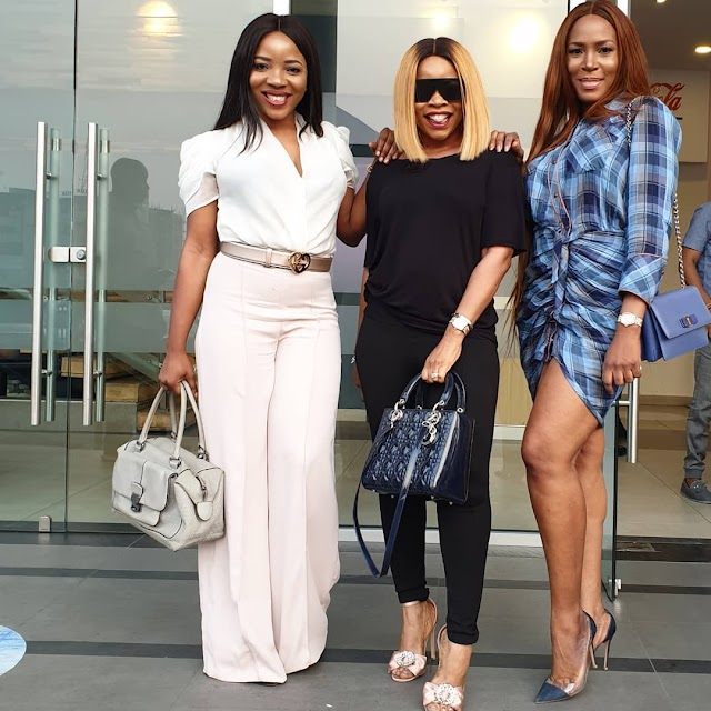 The Ikeji Sisters: Linda, Laura And Sandra Wow In New Photos