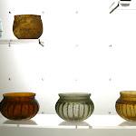 Musée d'archéologie nationale, Gaule romaine : mobilier funéraire d'une tombe de femme (Saintes, Charente-Maritime)