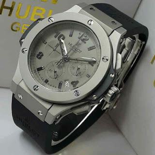 jam tangan hublot, jam tangan pria,jam tangan hublot murah