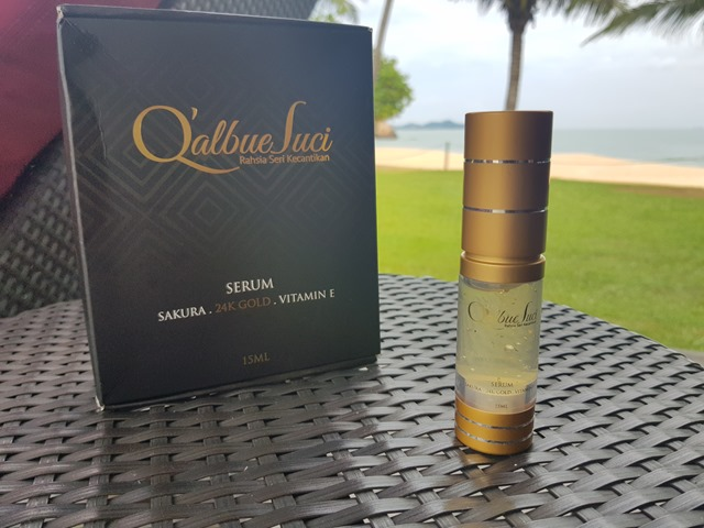 Qalbu Suci Serum SaQ'uera Supplement Review