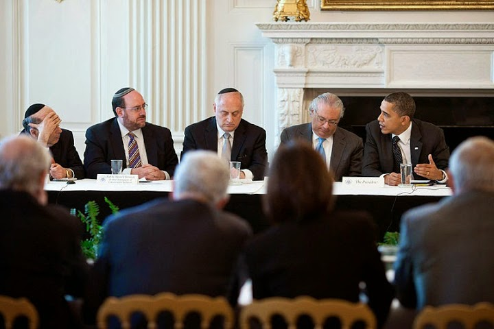 How major American Jewish organizations rejected J Street membership bid