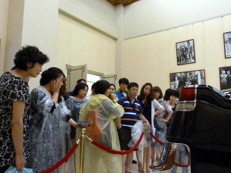 Touristes Chinois continentaux...