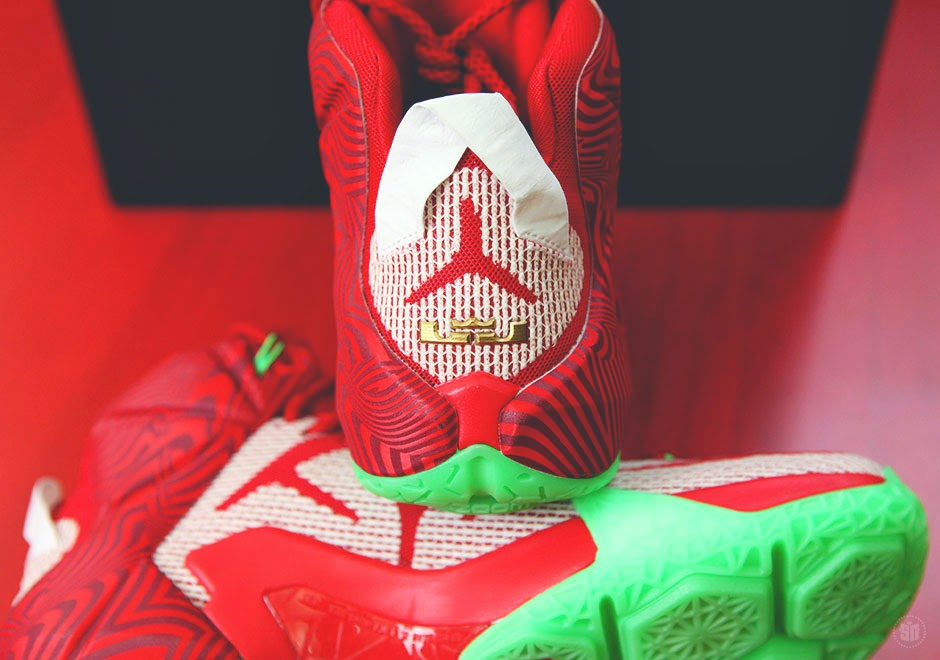 the best attitude 4321d ace4a lebron 12 sprite red