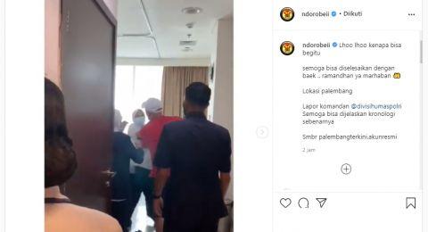 Nasib Buruk Satpam RS Siloam Biarkan Perawat Digebuki Jason Tjakrawinata