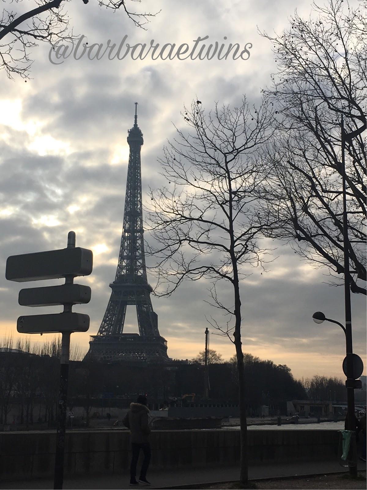 PARIGI IN UN GIORNO