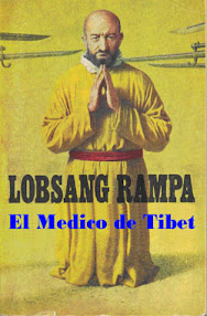 Cover of Tuesday Lobsang Rampa's Book El Medico Del Tibet
