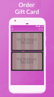 Gift Cards Victoria's Secret & Coupons - náhled