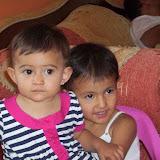 Juliana y Valentina