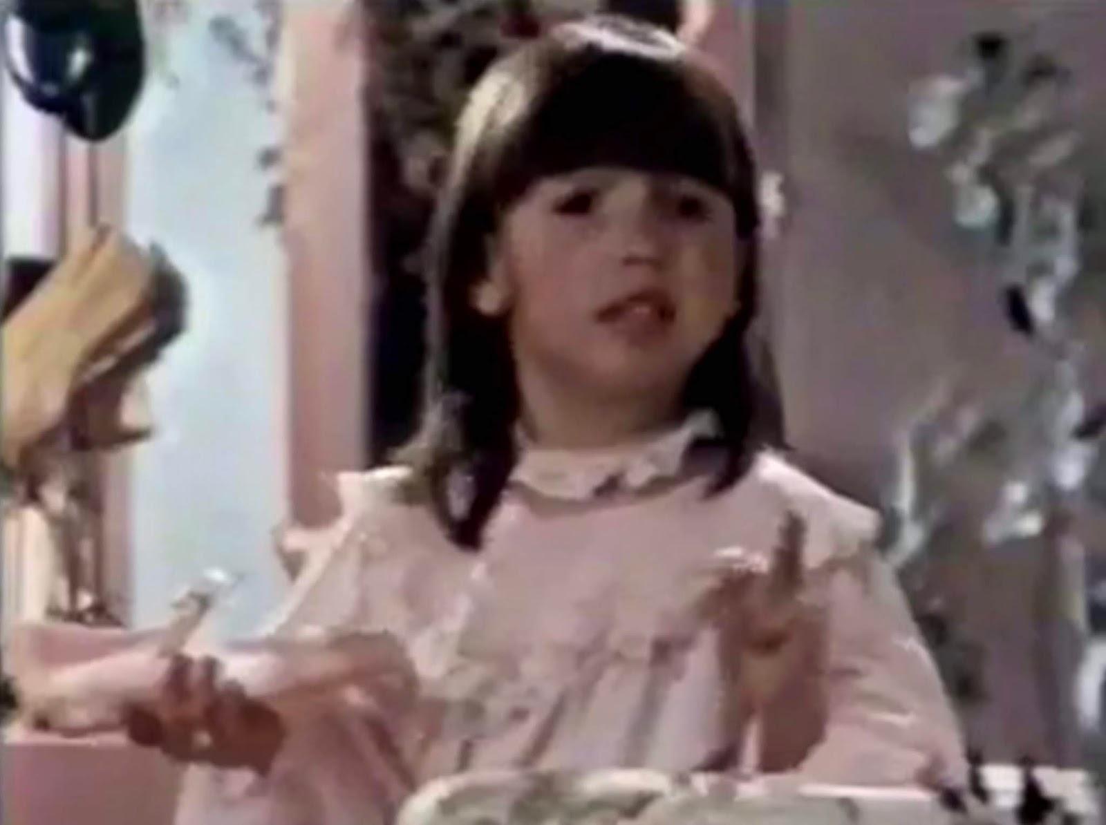 Propaganda antiga da Melissa em 1982 apontando aos clientes sobre aceitar somente produtos originais