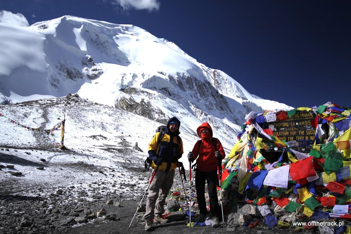 trekking wokół Annapurny, Nepal