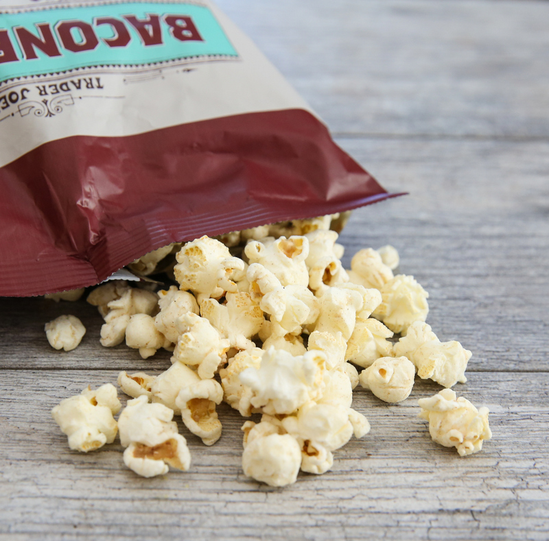 close-up photo of popcorn