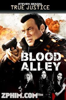 Tội Ác Buôn Người - True Justice: Blood Alley (2012) Poster