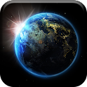 Our Planet in Cosmos Live Wall icon