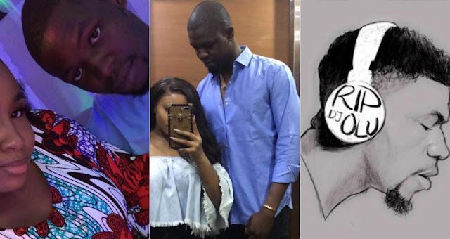 """You'll Always Live In My Heart"" – Late DJ Olu's Girlfriend, Ajay Ajimobi Heartfelt Tribute To Him"