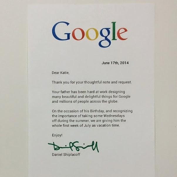 Googles Response