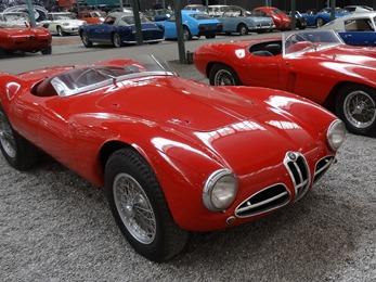 2017.08.24-190.1 Alfa-Romeo biplace Sport Type C52 1953