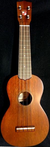modern japanese kiwaya Luna ls4 soprano ukulele