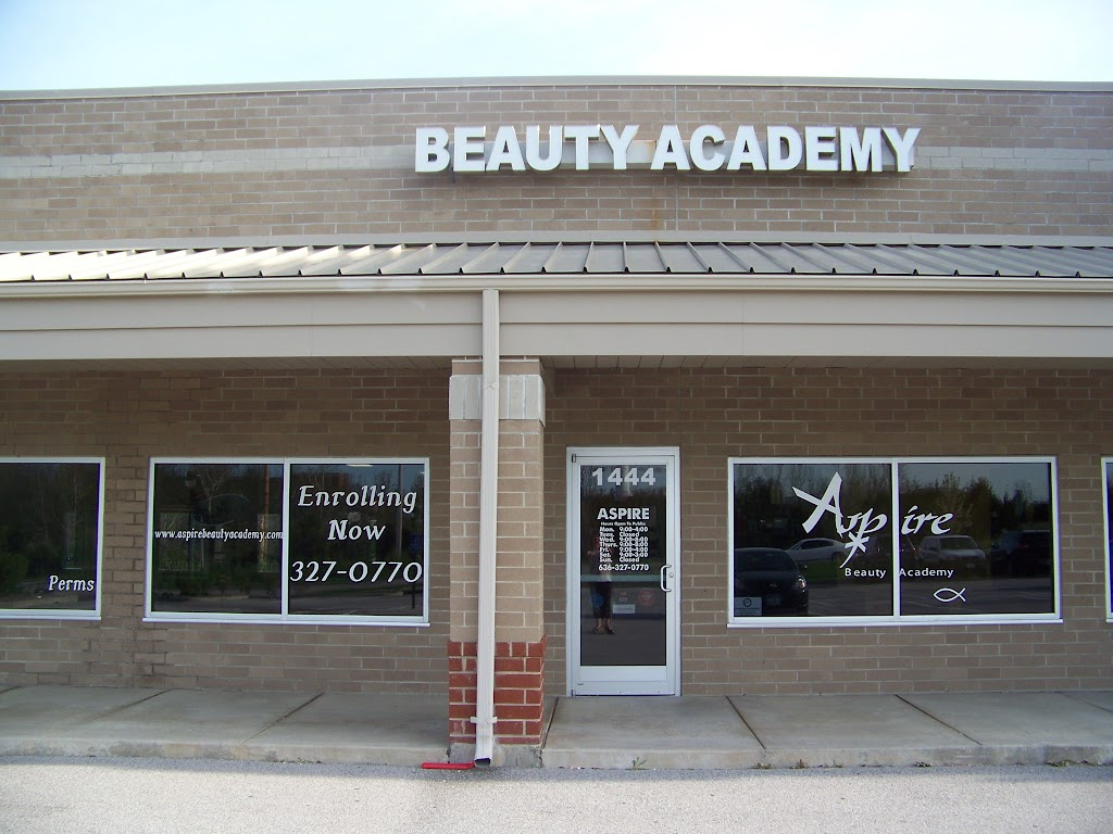 Beauty Schools in Missouri | Aspire Beauty Academy at 1444 W Meyer Rd, Wentzville, MO