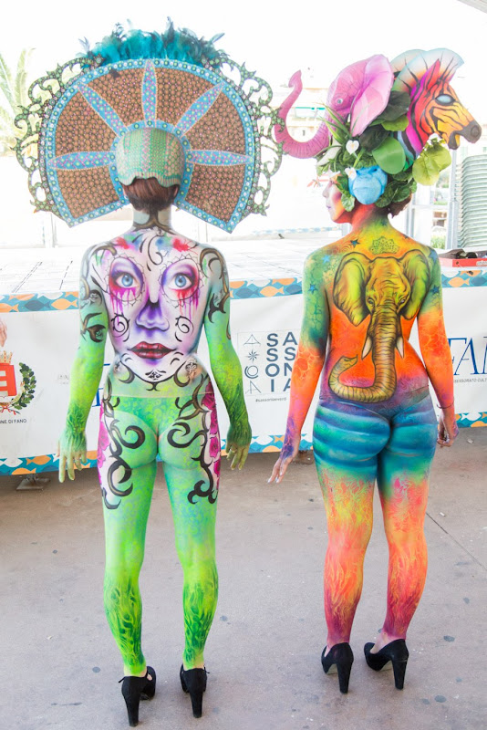 IMG_4924 Color Sea Festival Bodypainting 2018