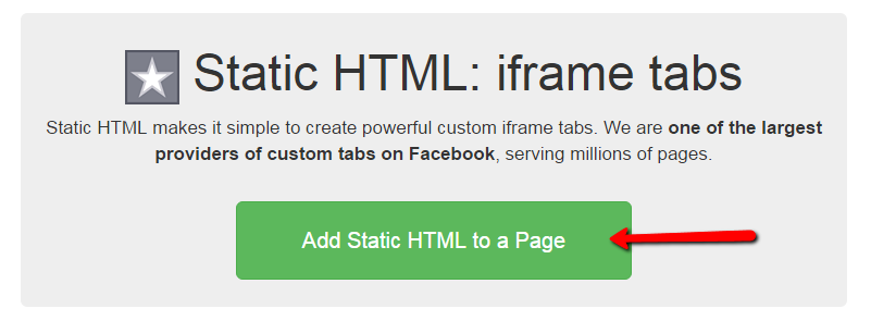 add static iframe of 123formbuilder form to facebook page for mobile