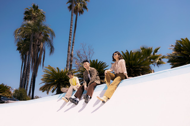 88 RISING ANNOUNCES 'HEAD IN THE CLOUDS FESTIVAL'  ALONGSIDE  RELEASE OF SINGLE 'CALIFORNIA'