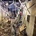 EXPLOSÃO DE TANQUES DE OXIGÊNIO DEIXA MAIS DE 80 MORTOS EM HOSPITAL NO IRAQUE