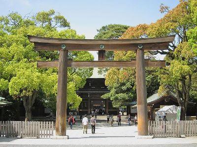 Kuil Meiji, Tokyo