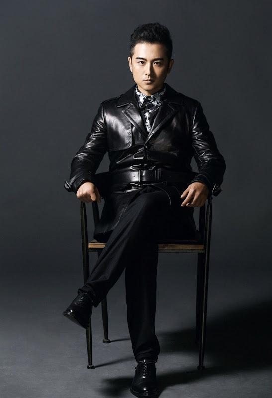 Zhang Di China Actor