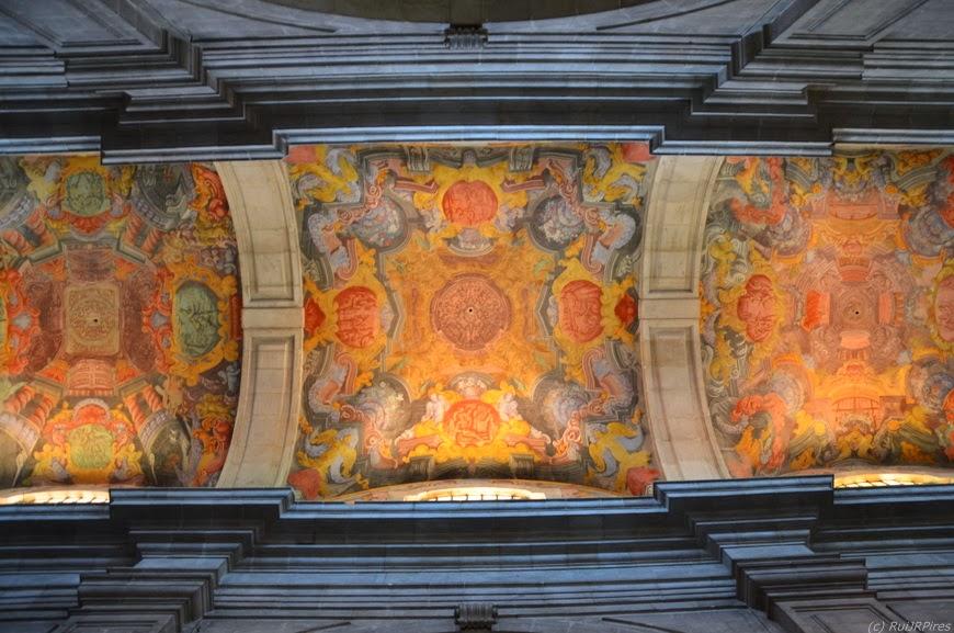 Sé Catedral de Lamego - Igreja-casa-mãe da Diocese de Lamego - Portugal (2)