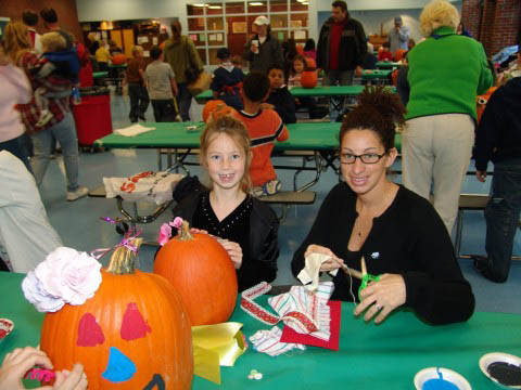 Pumpkin Decorating 2007 - pumpkin4.jpg