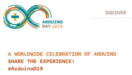 Arduino Day 2019 via day.arduino.cc