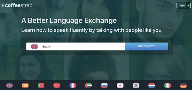Aprenda um idioma conhecendo pessoas