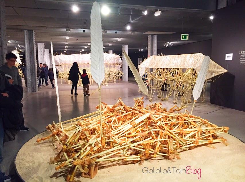 Theo-Jansen-asombrosas-criaturas-cultura-educación-niños-ocio-planes-madrid-exposiciones-fundación-telefonica