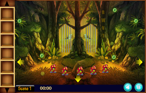 Hill Forest Escape screenshot 1