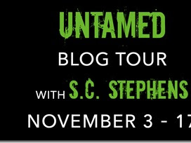 New Release: Untamed (Thoughtless #4) by S. C. Stephens + Excerpt, Q&A, GIVEAWAY
