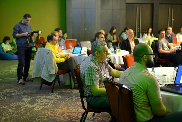 Tech Intelligence Conference, Hotel Howard Johnson 151