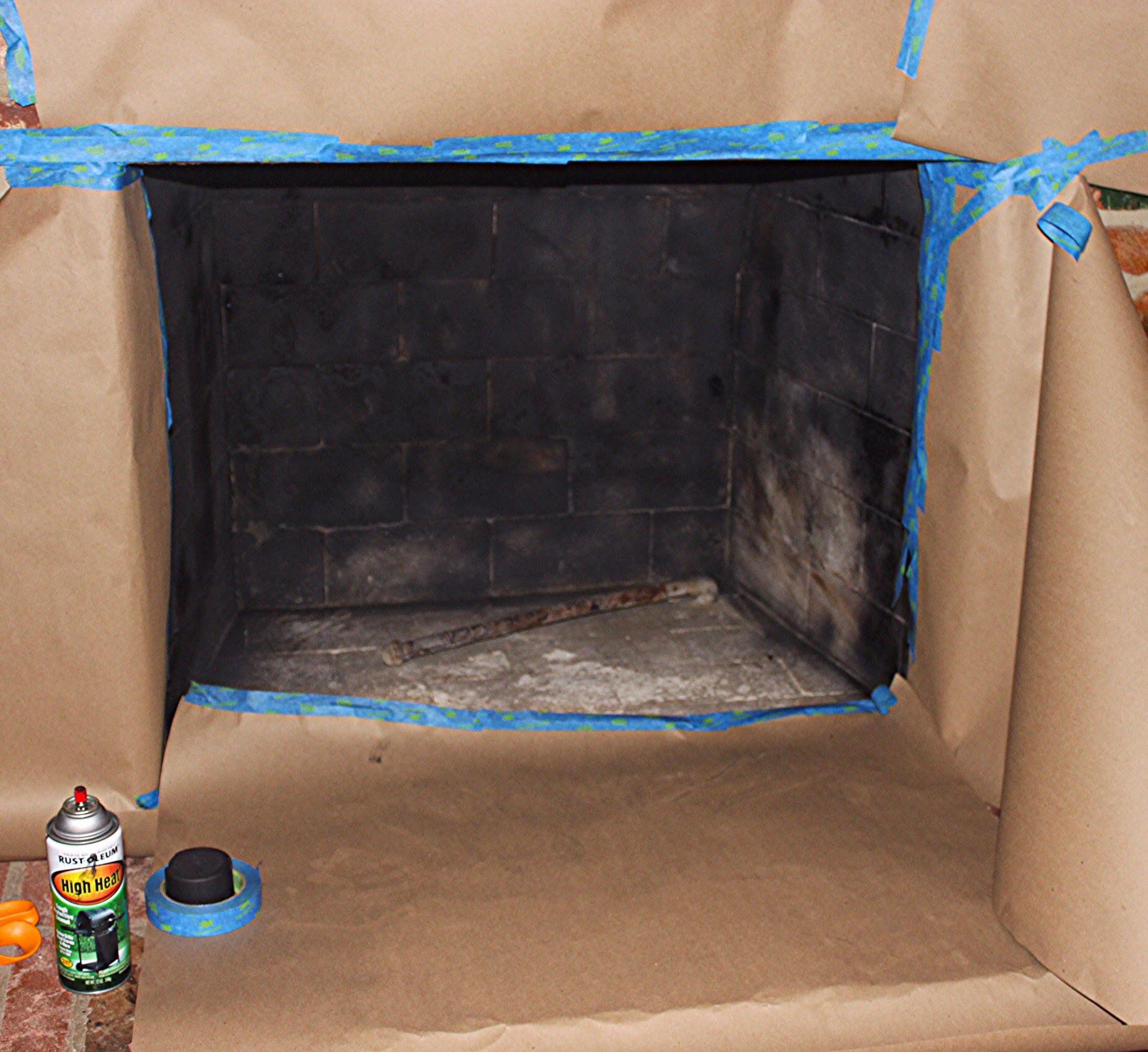 quite simply the friday project fireplace remodel