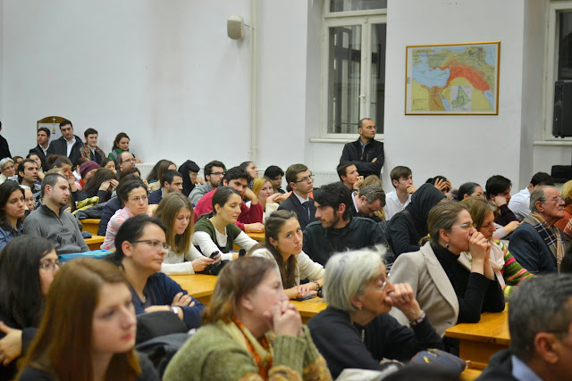 Seara cultural duhorvniceasca la FTOUB 166